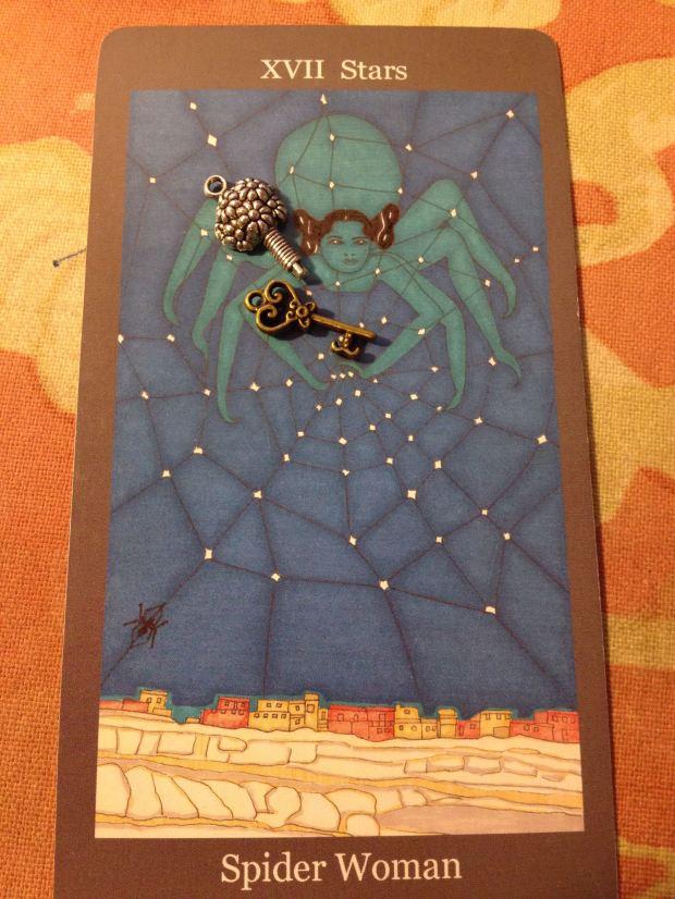 17 Stars--Spider Woman