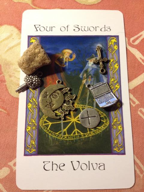 4 Swords The Volva