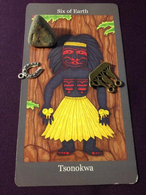 6 Earth Tsonokwa