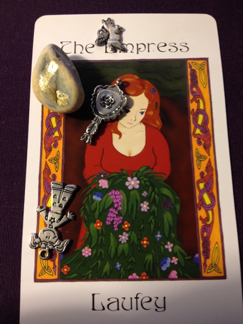 III The Empress Laufey