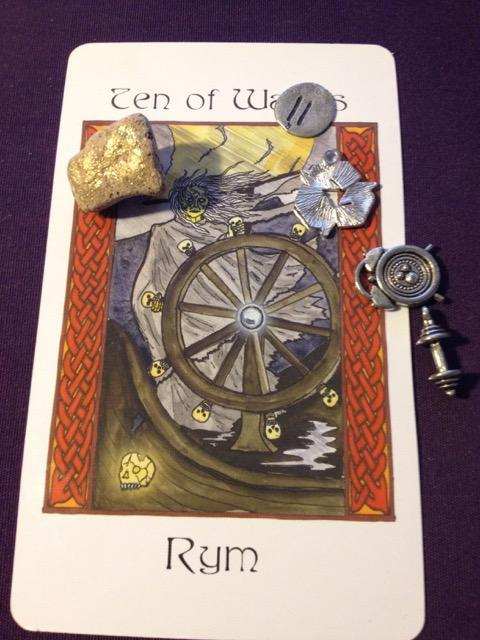 10 Wands Rym
