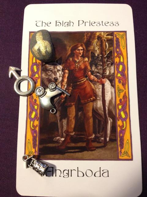 II High Priestess Angrboda