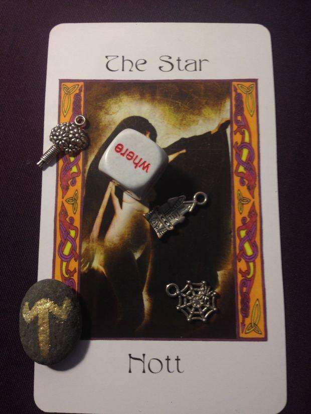XVII The Star Nott & Ear