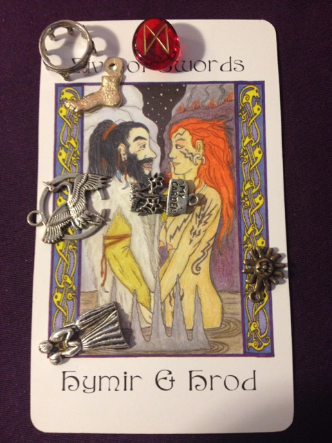 5 of Swords Hymir & Hrod